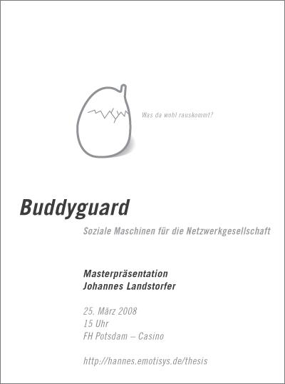 buddyshow teaser