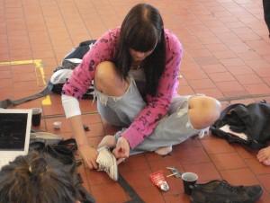 Shoe Goo Repair