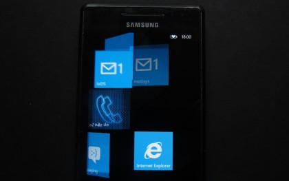 Moving tiles on my Windows Phone phone